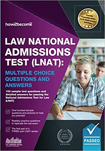Law National Admissions Test (LNAT): Multiple Choice Questions and