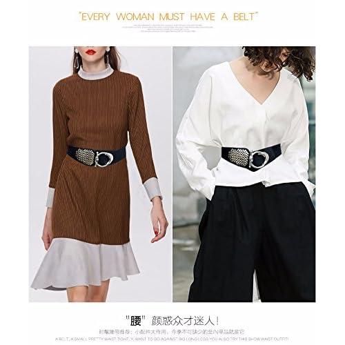 Cinturón Yd Ancho Servicio Erlingsan Durable Mujer Vestido El De qIHpt
