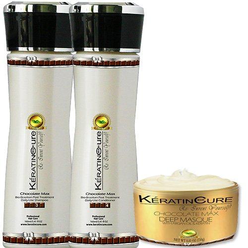 Sulfate Free Keratin Cure Pina Colada 160ml 5 floz Shampoo C