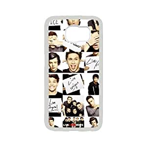 High Quality Phone Case For Samsung Galaxy S6 -One Direction Music Band Harry Style-LiuWeiTing Store Case 14