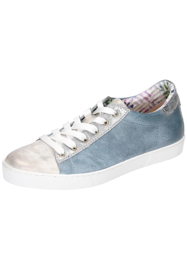 Piazza 850335, Zapatos de Cordones Brogue para Mujer 36 EU|Blue