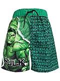 Incredible Hulk Boys Marvel The Hulk Swim Shorts