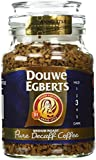Douwe Egberts Pure Decaf Instant Coffee 2 Jars 3.5oz/100g Each