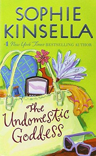 Book cover for The Undomestic Goddess