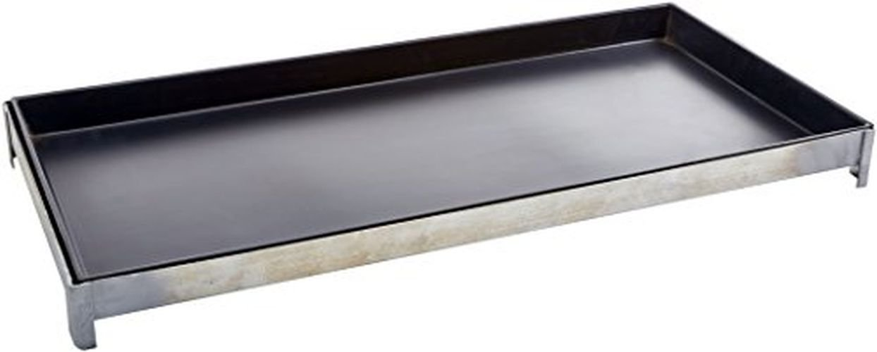 Denios K32-1109 Galvanized Steel Extra Shelf, For 18'' Deep Containment Shelving