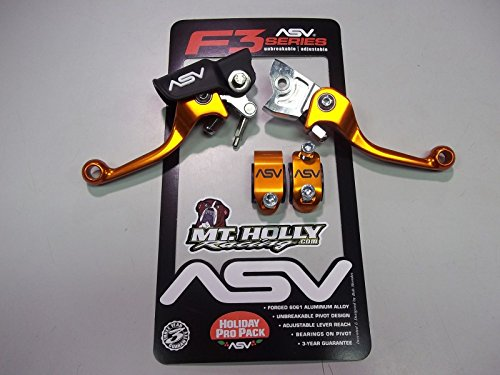 ASV HOLIDAY PACK ORANGE FORMULA / MAGURA KTM 65 85 105 SX XC BCRF3M-O