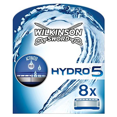 Wilkinson Sword Hydro 5 Blades 8 per pack