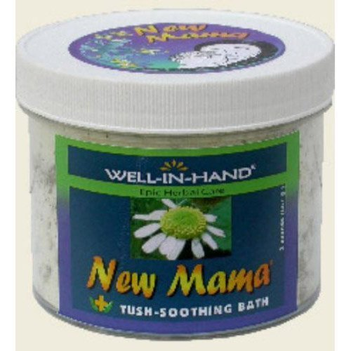 Wellinhand Action Remedies New Mama Tush Sooth Bath 2 Lb