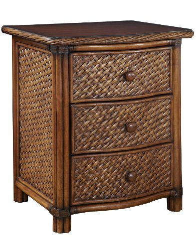 Marco Island Cinnamon Night Stand by Home Styles