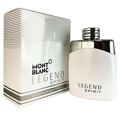 MONTBLANC Legend Spirit Eau de Toilette, 3.3 Fl - Eau Blanc Toilette Spray De Mont