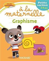 Graphisme à la maternelle Petite section (PS : 3-4 ans)