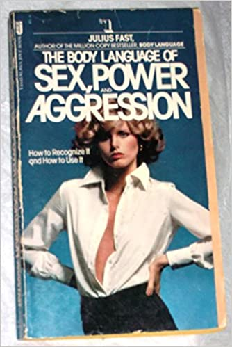 Aggression body language power sex