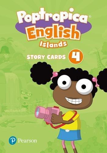 Read Online Poptropica English Islands Level 4 Storycards pdf epub