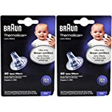 Braun ThermoScan Lens Filters - 40 Count