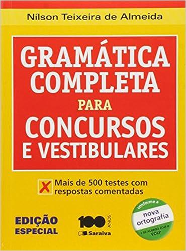 livro bom gramática
