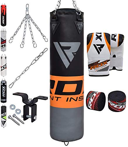 RDX Punching Bag Filled MMA Boxing Training Heavy Punch for sale  Delivered anywhere in USA