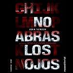 No abras los ojos [Shut Your Eyes]   John Verdon,Javier Guerrero - translator