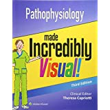Pathophysiology Made Incredibly Visual (Incredibly Easy! Series®)