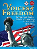 Voices of Freedom: English and Civics for U.S. Citizenship (with Audio CDs) (4th Edition)