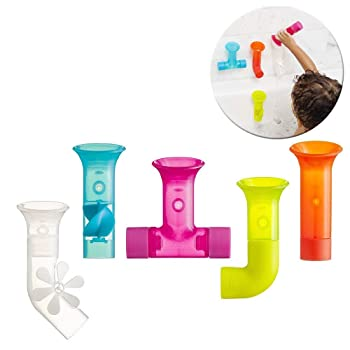 Boon Building Bath Pipes Toy Building Toys for Kids