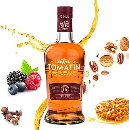Tomatin - Highland Single Malt - 14 year old Whisky, 70Cl (WHTO009)