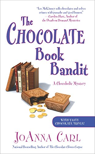 The Chocolate Book Bandit (Chocoholic Mystery 13)