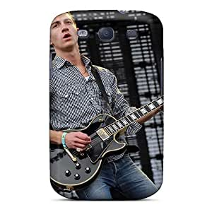 Slim Fit Tpu Protector Shock Absorbent Bumper Arctic Monkeys Band Case For Galaxy S3