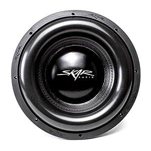 "Skar Audio ZVX-12v2 12"" 1500 Watt RMS Dual 2 Ohm Subwoofer"