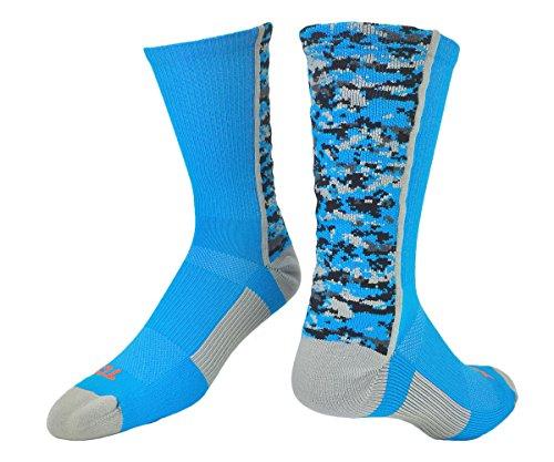 tck-digital-camo-crew-socks-electric-blue-small