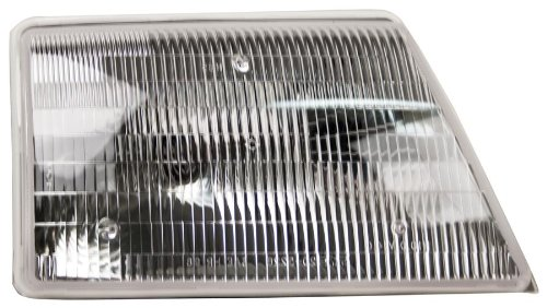 Partslink Number FO2503151 OE Replacement Ford Ranger Passenger Side Headlight Assembly Composite