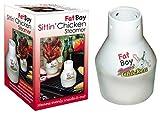 Cook's Choice 1009 Fat Boy Sittin' Chicken Steamer