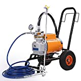 220V High Pressure Airless Sprayer Wall Paint Latex Airless Sprayer Paint Spraying Machine 16L 3000W