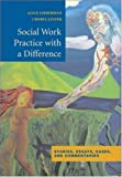 img - for Social Work Practice With a Difference: A Literary Approach book / textbook / text book