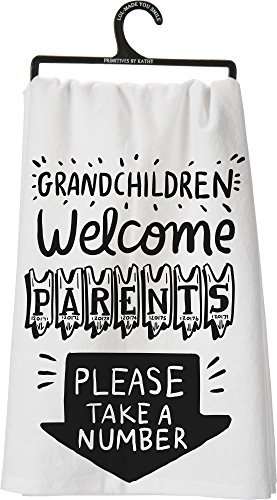 Grandchildren Welcome Parents Please Number product image