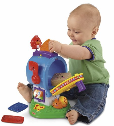 Fisher-Price Laugh & Learning Letters Mailbox by Fisher-Price (Image #3)