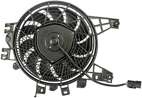 Dorman 620-548 Radiator Fan Assembly ()
