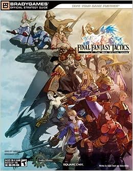 Final Fantasy Tactics War Of The Lions Guide Pdf
