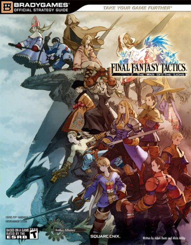 !Best Final Fantasy Tactics: The War of the Lions Official Strategy Guide (BradyGames Official Strategy Gu [P.P.T]