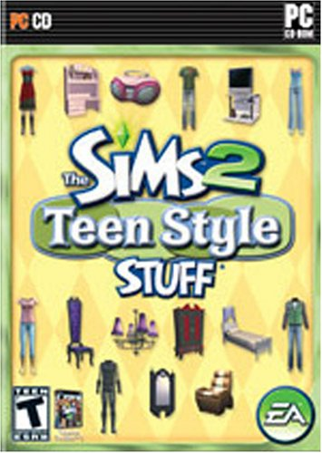 The Sims 2: Teen Style Stuff - PC (Sims 2 Jeans)