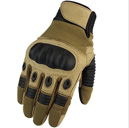 Weizhe Cycling Outdoor Climbing Downhill Fitness Non-slip Climbing Full Finger Gloves