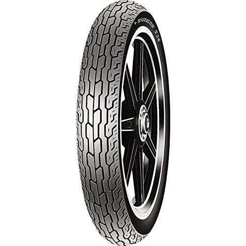 Dunlop F24 OE Replacement Front Tire - 110/90H-19 TL/Blac...