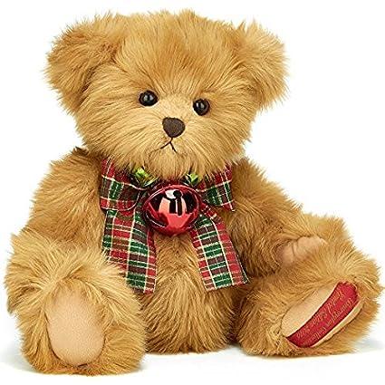 bearington 2016 bear limited edition mr bear jangles christmas bear