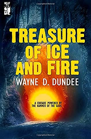 book cover of Treasure of Ice and Fire