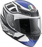 Casco per moto Dainese, Bianco Diapason/Nero, S