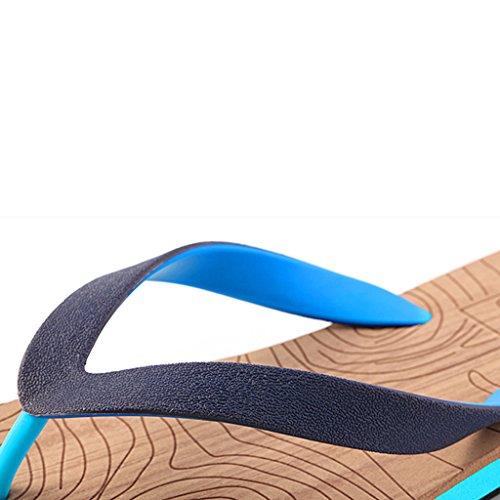 et de et de style confortable japonais Noir plates femmes d'été Mules élégant sandals hommes flip flip Chaussons Tongs antidérapantes sabots et plage flop sandales flops chaussures HYLR wAq7XCw