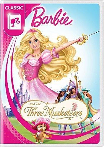 Barbie and The Three Musketeers (Three Musketeers Barbie)