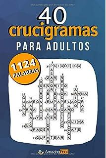 80 Crucigramas Animados para Niños: 400 Figuras a descubrir: Amazon.es: AmazingPrint, By: Libros