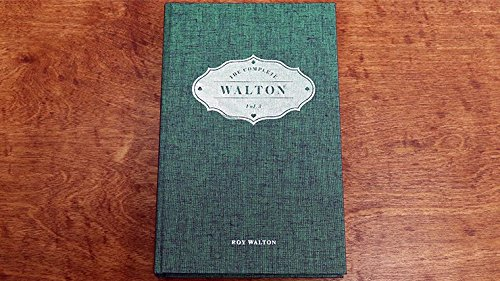 MTS The Complete Walton Vol. 3 by Roy Walton - Book