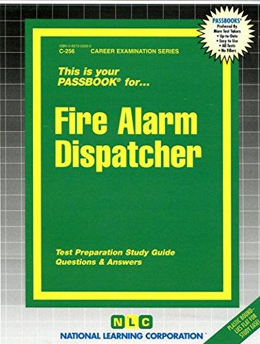 (Fire Alarm Dispatcher(Passbooks) (Passbook for Career Opportunities))