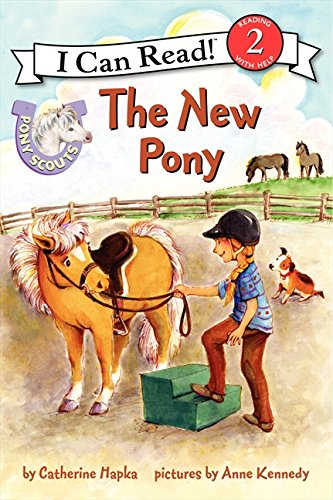 Pony Scouts: The New Pony (I Can Read Level 2) ebook